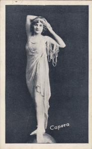Vamp Dancing Girl Pin-up , CAPERA , 00-10s