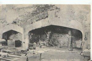 Middlesex Postcard - Wolsey's Kitchen - Hampton Court Palace - Ref 19414A