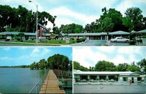 Florida Eustis Lake Shore Acres Motel & Restaurant