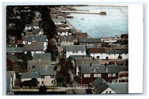 Postcard East End, Provincetown, MA 1901-1907 G7