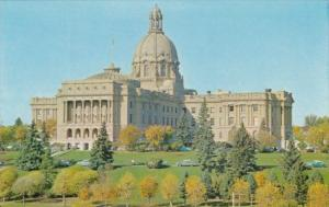 Canada Legislative Building Edmonton Alberta