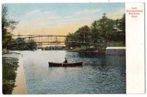 Lake Ouinsigamond, Worcester MA
