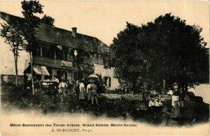 CPA AK GRAND SALEVE Hotel-Restaurant des Treize Arbres A. Hercourt (868908)