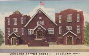 Ohio Lockland Baptist Church Curteich