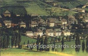 Les Alpes Pittoresque, France, Carte, Postcard Barcelonette Les Alpes Pittore...