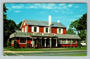 Huron OH- Ohio, Wileswood Country Store, Old Time Country Store, Chrome Postcard
