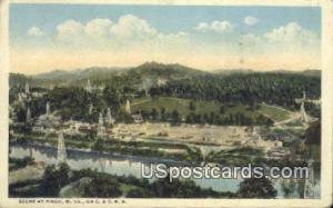 Pinch, WV Postcard      ;      Pinch, West Virginia Post Card