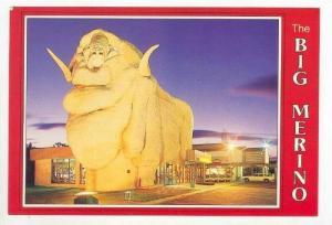 The Big Merino, Goulburn, N.S.W., Australia, 60-70s