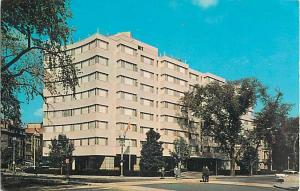 Hotel Dupont Plaza, Dupont Circle Washington DC Chrome