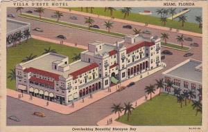 Florida Miami Villa D Este Hotel