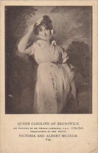 Queen Caroline Of Brunswick