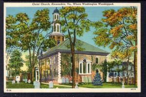 Christ Church,Alexandria,VA