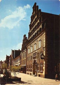 Lueneburg Die Alte Ratsapotheke Grosse Baeckerstrasse