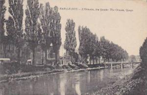 L'Ornain, Les Quais- The Ornain, Quays, Bar-le-Duc (Meuse), France, 1900-1910s