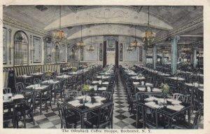 ROCHESTER, New York, 1934; The Odenbach Coffee Shoppe