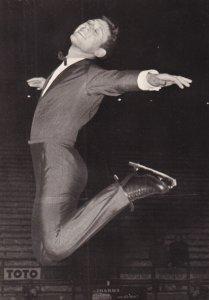 RP: Figure Skater ALAIN CALMAT (France) 1960s