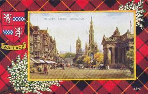 Scotland Edinburgh Princes Street
