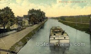 Erie Canal Utica NY 1913