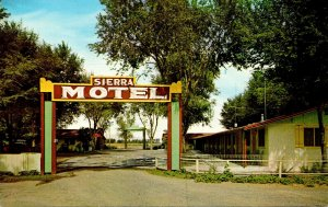 Nevada Lovelock The Sierra Motel