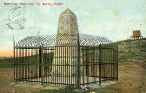 Mexico - Tia Juana, Mexico/USA Boundary Monument