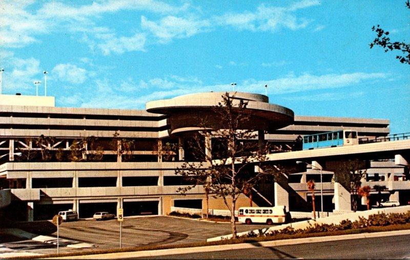 Florida Tampa International Airport Main Terminal Building