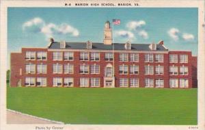 Virginia Marion High School