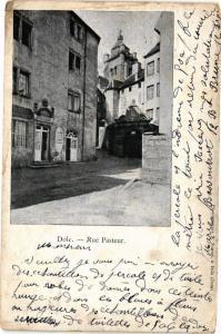 CPA DOLE -Rue Pasteur (263587)