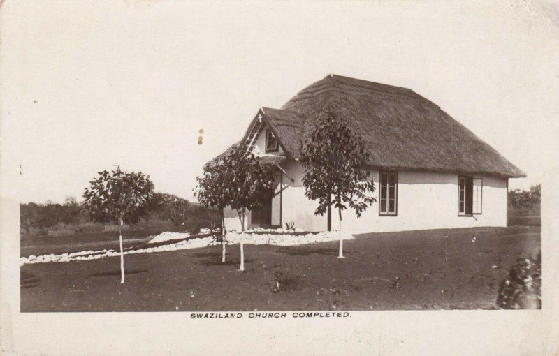 RP: SWAZILAND , Africa , 00-10s ; Church