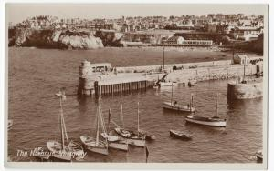 Cornwall; The Harbour, Newquay RP PPC, By Photo Precision, Unposted