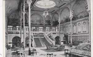 England Blackpool The Indian Lounge Winter Gardens sk3852
