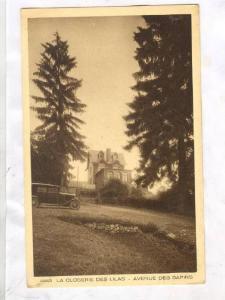 La Closerie des Lilas, Avenue des Sapins, France, 1910s