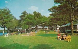 New Hampshire Wolfeboro Social Hall Cabins & Dining Hall Point Breeze On ...