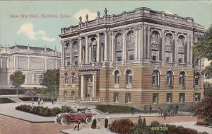 New City Hall Hartford Connecticut