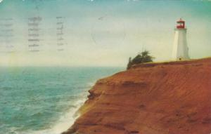 Sea Cow Head Lighthouse, Prince Edward Island, Canada, PU-1963
