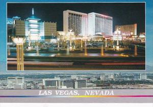 Nevada Las Vegas Skyline and The Strip