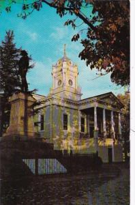 North Carolina Morganton Burke County Court House