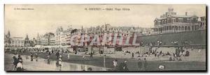 CARD DOUBLE Ostend Beach Chalet Hotels