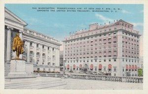 WASHINGTON D.C., 1910s ; The Washington
