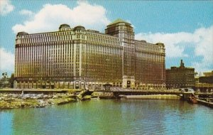 Merchandise Mart Chicago Worlds Largest Merchandising And Business Building C...