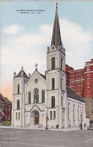 Sacred Heart Church Peoria Illinois