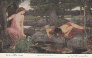 Echo & Narcissus , 00-10s