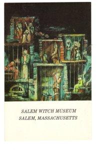 The Jail, Witch Museum, Salem, Massachusetts