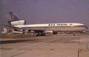 BRITISH CALEDONIAN AIRWAYS McDONNEL DOUGLAS DC-10-10