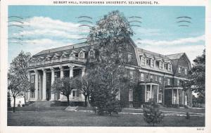 SELINSGROVE, Pennsylvania, 1900-10s; Seibert Hall, Susquehanna University