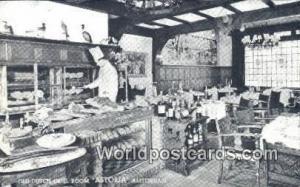 Amsterdam Netherlands, Nederland Old Dutch Grill Room Astoria  Old Dutch Gril...