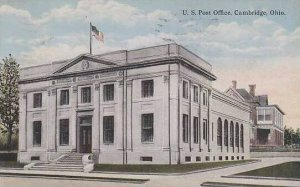 Ohio Cambridge U S Post Office
