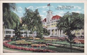 The Gardenhs At Royal Poinciana Hotel Palm Beach Florida 1928