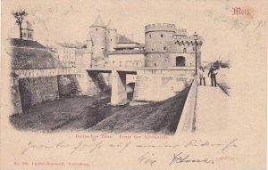 Deutsches Thor, Porte Des Allemands, Metz (Moselle), France, PU-1898