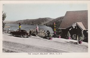 RP: VANCOUVER ISLAND , B.C. , Canada , 20-40s; The Chalet, Malahat Drive