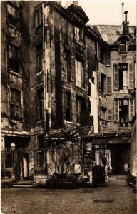 CPA PARIS (6e) Le Vieux Paris. Cour de Rohan (535548)
